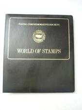 World of Stamps 16 Panels Great Trains Horses Princes Diana Shakespeare More