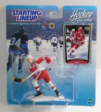 Starting Lineup 1999 Detroit Red Wings NHL Steve Yzerman Action Figure