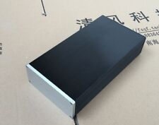 1306 Aluminum Enclosure AMP case Preamp box PSU Linear power supply chassis