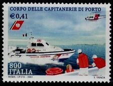 ITALIA 2001 2507 GUARDIA COSTERA 1v.