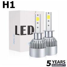 2x H1 LED Headlight Conversion Kit 6500K 1200W 198000LM High Beam Bulbs Hot Sell