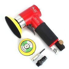 "2"" 3"" Air Sander Pneumatic Random Orbital Sander Eccentric Dual Action Polisher"