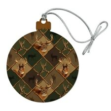 Browning Fuschia Ball Ornament Fuschia Camo Buckmark