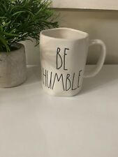 Brand New Rae Dunn BE HUMBLE New Big Font Print.