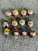 Full Set Of 12 Funko Snow White Pint Size Heroes Blind Bag Mini Figure