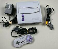 Vintage Konsole Nintendo Super NES SNES Jr. (US NTSC)