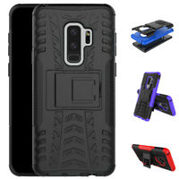 Shockproof Case Hard Protective Kickstand Phone For Samsung Galaxy S9 Plus /S9