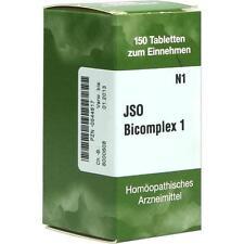 JSO BICOMPLEX HEILM NR 1 150St Tabletten PZN:544817