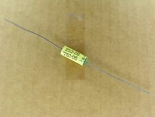 S00774-088 (4 Pc Lot) 750 pf 800 volt 800V +- 1 % Axial polystyrene capacitor