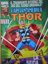 Capitan America & Thor n°11 1995 ed. Marvel Italia [G.164]
