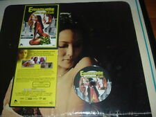EMANUELLE AND THE WHITE SLAVE TRADE 70s GODDESS LAURA GEMSER FAST SHIPPING