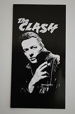 The Clash Sticker Decal (73) Punk Rock Ramones Joe Strummer Bad Religion Window