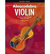Abracadabra Strings - Abracadabra Violin (Pupil's book): The way to learn through songs and tunes by Peter Davey (Paperback, 2009)