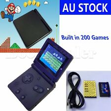 8 Bit Retro Mini Handheld Game Player Built in 200+ Games Portable Video Console