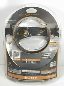 Sony Walkman D-NS707F Portable CD Player MP3/FM/AM/TV/Weather Radio - New/Sealed