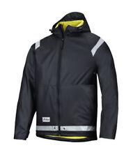 Cappotti e giacche da uomo nere taglia S impermeabili