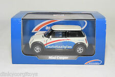 WELLY NEW MINI COOPER AUTOTAALGLAS MINT BOXED