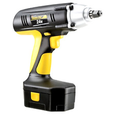 Brand New Tradespro 837212 24-volt 1/2-Inch Drive Cordless Impact Wrench Kit