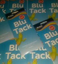 2xBostik Blu Blue Tac decorations large pack poster hanging picture office stick