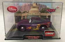 DISNEY STORE DIECAST CAR ~ LOW-N-SLOW MCQUEEN ~ CHASE CAR ~ NEW IN ACRYLIC CASE