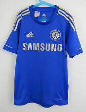 Adidas Chelsea Football Shirt Soccer Jersey 2012-13 Kids Youth 13-14 Boys Large