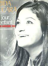 FRIDA BOCCARA un jour un enfant HOLLAND 1969 EX LP
