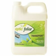 Optic Foliar Transport - 4 Liter - Wetting Agent Improved Nutrient Uptake Foliar