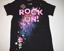 New LOL surprise doll shirt girls sizes XS S M L XL glow in the dark LOL shirt