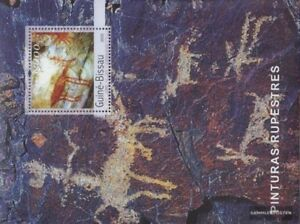 Guinea-Bissau Block430 (complete issue) unmounted mint / never hinged 2003 Mural