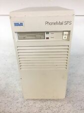 Rolm Siemens Phonemail 7653 REL SPC System w/ 4x Cards - WILL NOT POWER ON