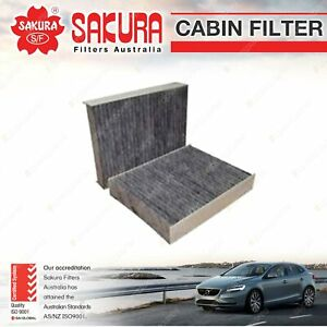 Sakura Cabin Filter for Alfa Romeo 147 156 GTA JTS Twin Spark GT COUPE JTS