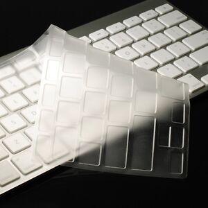 CLEAR TPU Keyboard Skin for APPLE Wireless Keyboard (Not for New Magic Keyboard)