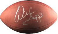 Warren Sapp autographed signed authentic football Tampa Bay Buccaneers PSA COA