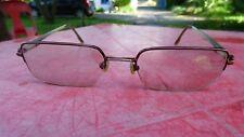 lunettes monture Laguiole vintage