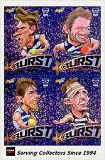 2016 AFL Footy Stars Trading Cards Milestones Subset Mg25 Stephen Hill FREMANTLE