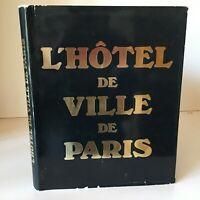 Alain Peyrefitte HOTEL Ciudad De París 152/300 Fotos Françaois Bidal 1985