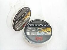 BOBINE NYLON PASSION BLANC WATER QUEEN 150 M / 0.14 / 1,5  PRIX MAGASIN 5,50 €