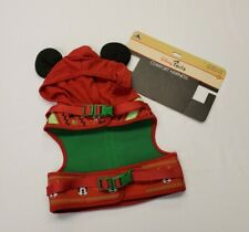 Disney Parks Disney Tails Pet Collection Mickey Mouse Holiday Comfort Harness.