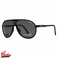 CARRERA CHAMPION/L SUNGLASSES DL5 Y2 Matte Black Frame POLARIZED