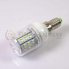 Glühbirne E14 6W 48 LED SMD 3014 Weiß Kalt 12V/24V Boot Kühlschrank -haube
