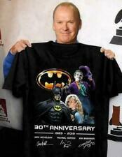 Batman 30th Anniversary 1989-2019 Men T-Shirt Cotton S-5XL Tee Top.