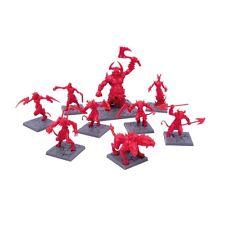 Mantic games neuf dungeon saga: habitants de l'abysse miniatures set MGDS 18