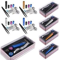6in1 Kit Tool RDA RBA DIY Wire Kuro Concepts Coiler Jig Magic Sticks