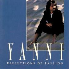 YANNI - Reflections of Passion (CD 1990) USA Import MINT New Age Easy Listening