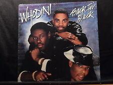 Whodini - Back In Black