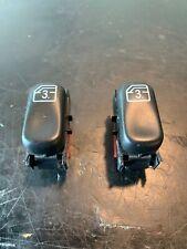 X2 Mercedes ML W163 side window switch buttons 3rd Row 1638200410