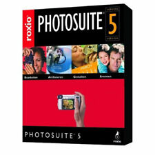 Roxio PhotoSuite 5 - Photograph Editing Software PC CD-ROM (Disc in Sleeve)