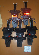 2013 > YAMAHA MT 07 PLATE HOLDERS - AS NEW CONDITION - 5 AVAILABLE - SOLD SEPARA