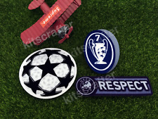2008-2011 Champions League Soccer Patch Badge Set 7 Trophy Winner AC Milan