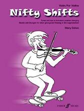Nifty Change (Violon solo) (Faber Edition) par Mary Cohen livre de poche 9780